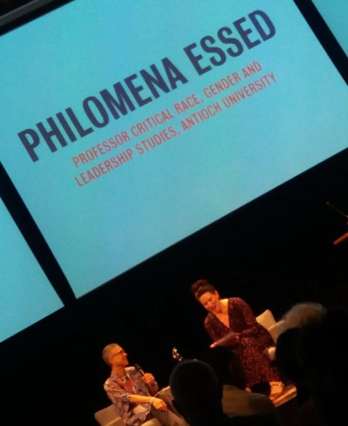 Philomena en Zoë