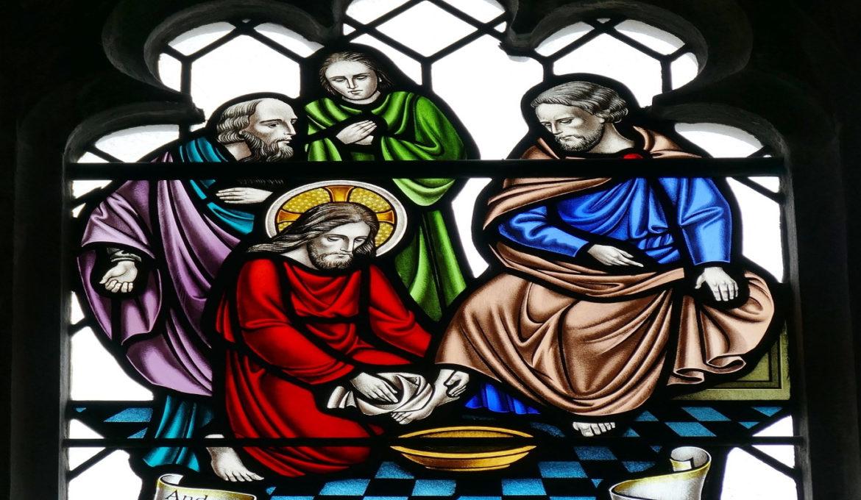 Jezus-voeten-wassen