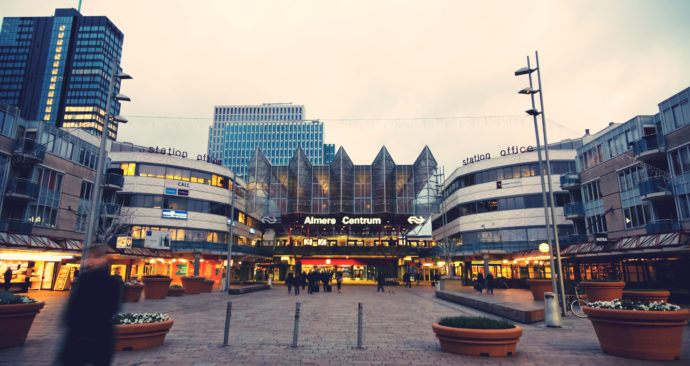 Almere-centrum-WCommons