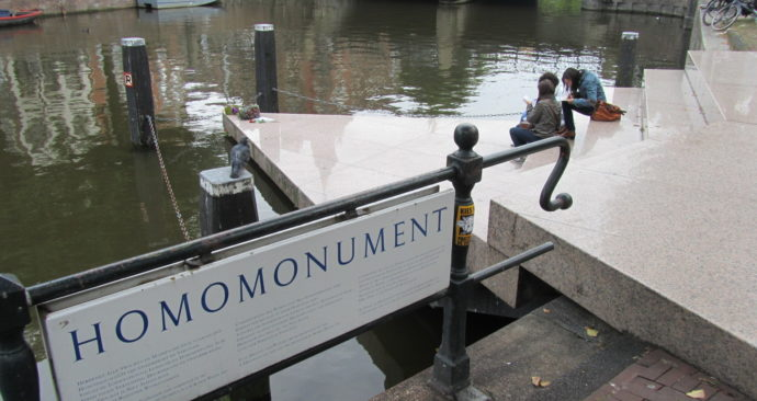 Homomonument-Amsterdam