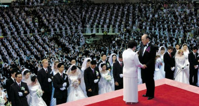 Unification-church