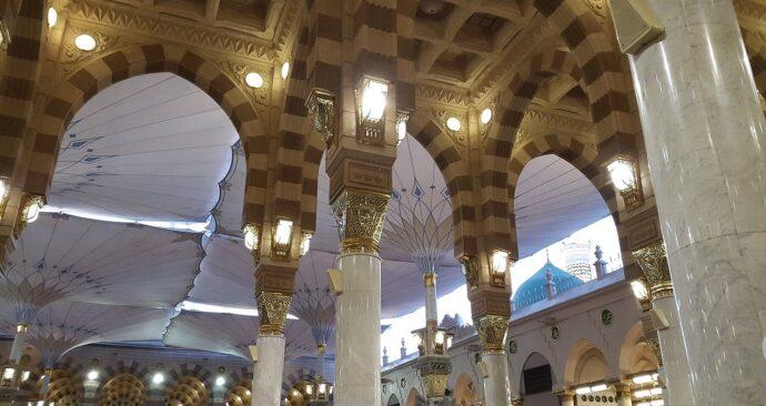 masjid-nabawi-2404476_1280