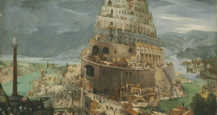 Toren-van-Babel