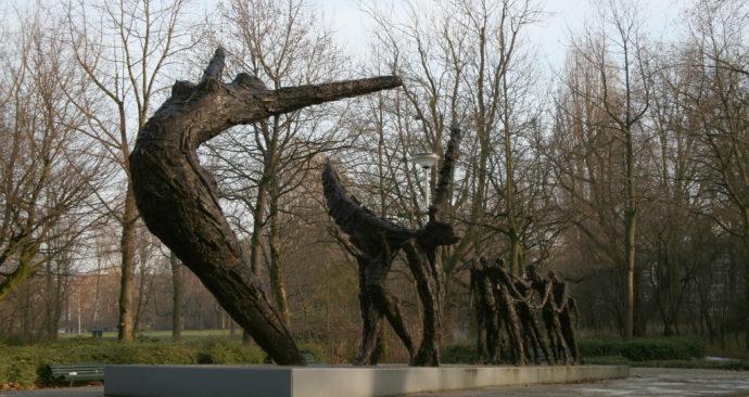 Slavernij_monument_oosterpark