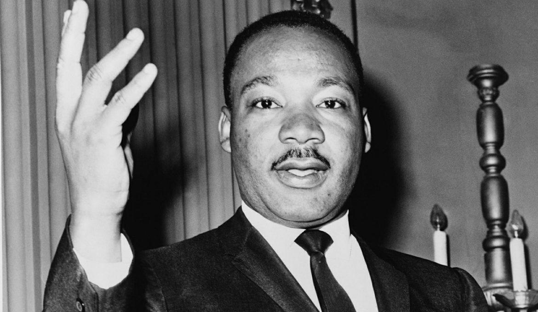 Martin Luther King Nooit Meer Wij En Zij Nieuw Wij