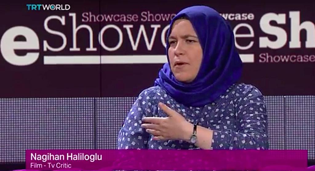 Nagihan Haliloglu