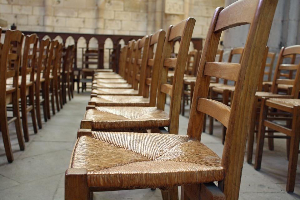 kerkstoelen