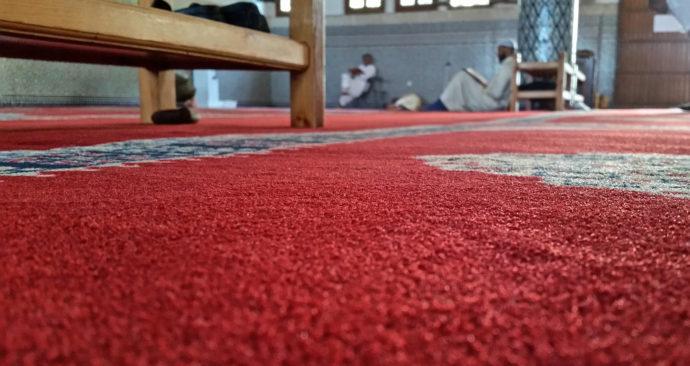 moskee tapijt