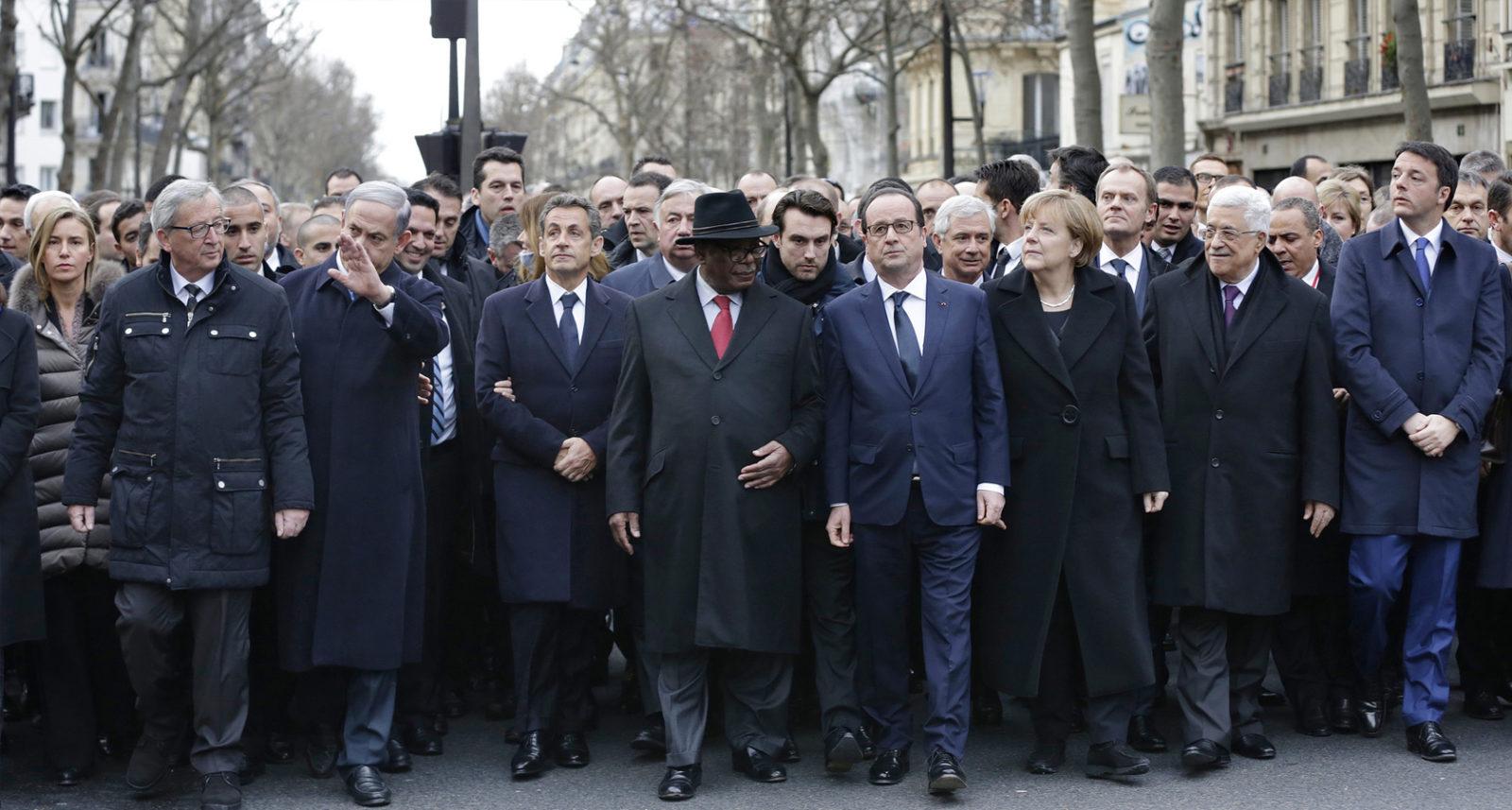 Wereldleiders-Charlie-Hebdo