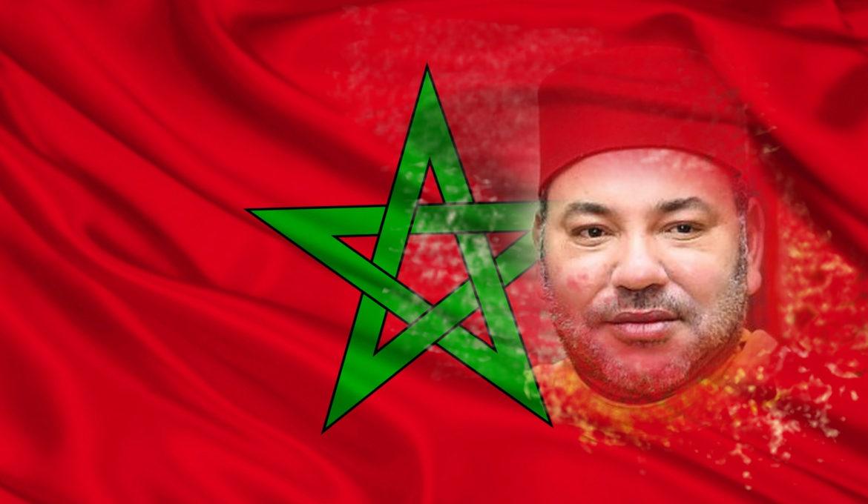 Marokko-Koning-Mohammed