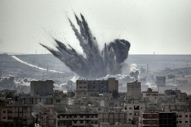 oorlog-Syrië