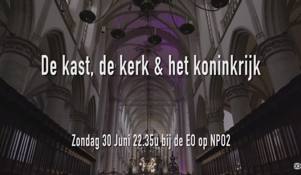 David Bos Over Documentaire De Kast De Kerk En Het