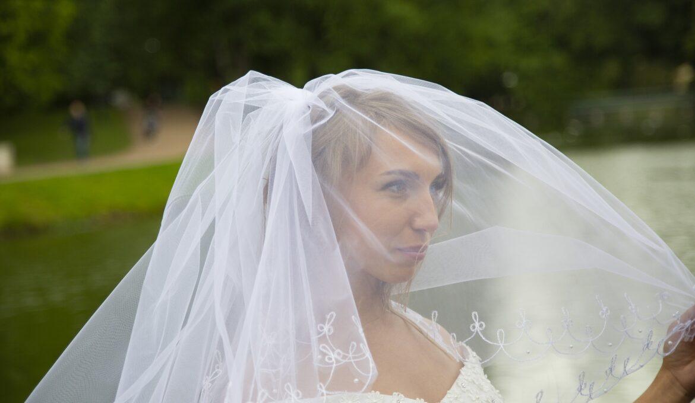 bruid-sluier