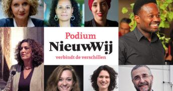 Podium Nieuw Wij 2019