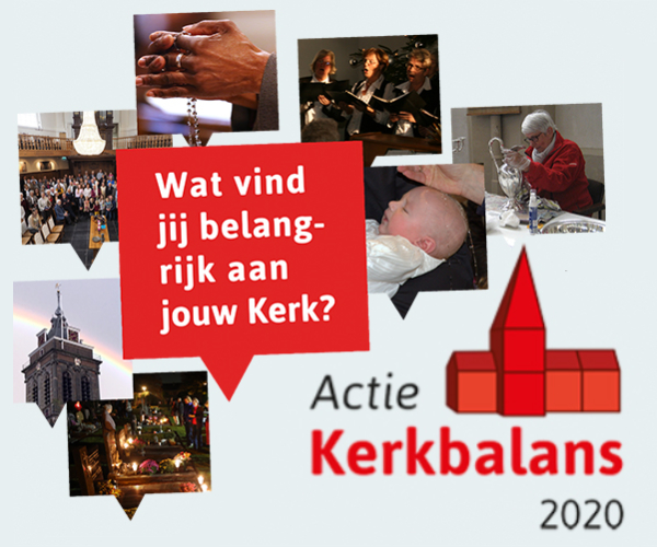 Ontdek samen de waarde van de kerk in Nederland. Invullen duurt slechts 10 minuten!