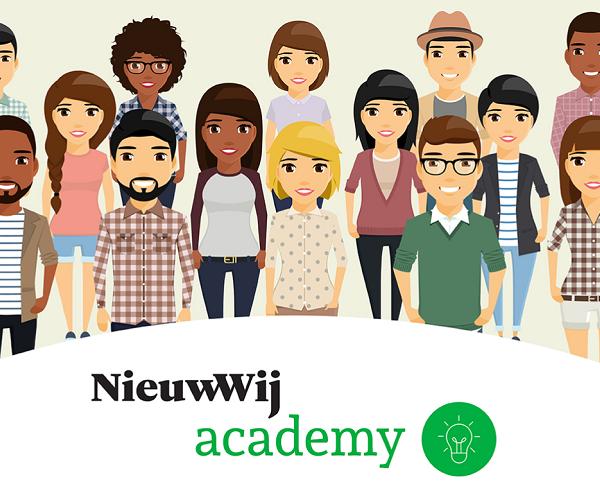 Online jongerenprogramma's over burgerschap en waardengedreven werken.