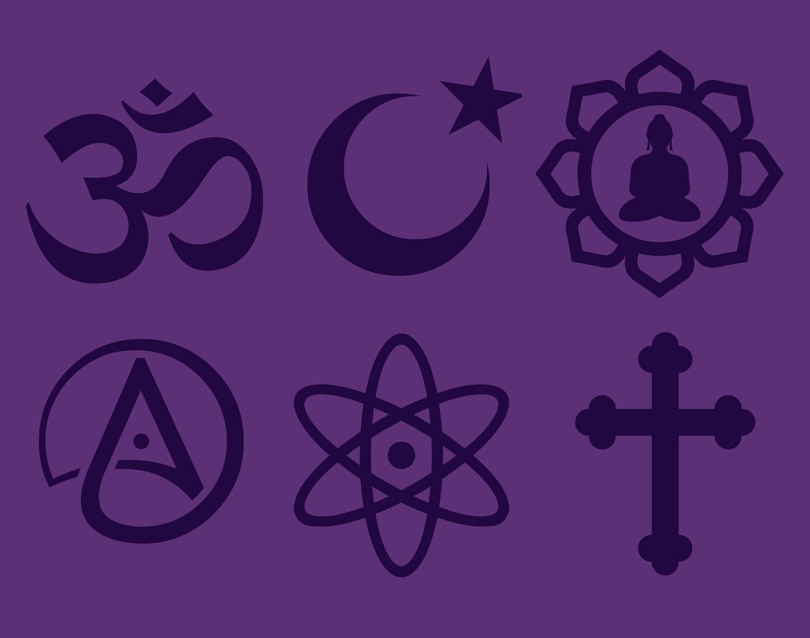 religieherzien-symbolen
