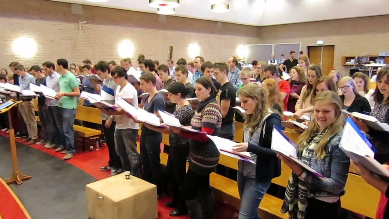 studieweekend jongeren Apostolisch genootschap