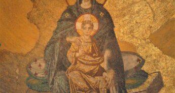 17_x_fotorubriek_Maria en Jezus in Aya Sofia Moskee