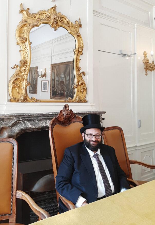 Rabbijn Serfaty
