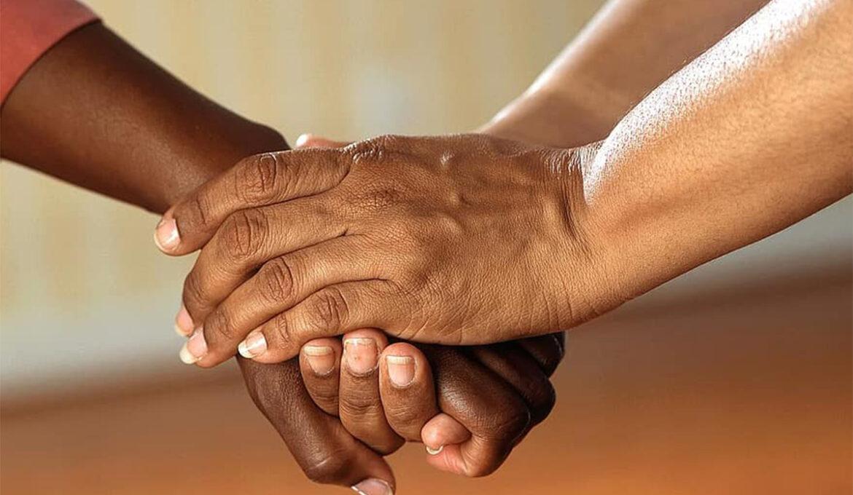 Handen-vasthouden
