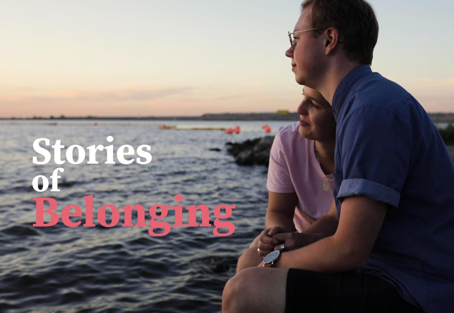 NW Videoreeks – Dossierbeeld website 'Stories of Belonging' Beeld 3