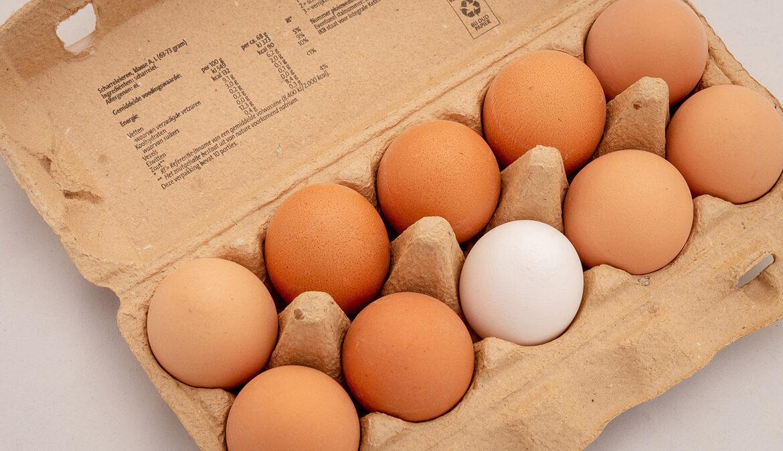 eieren-onderscheid