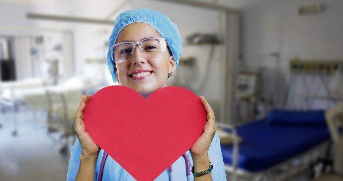 nurse Gerd Altmann via Pixabay