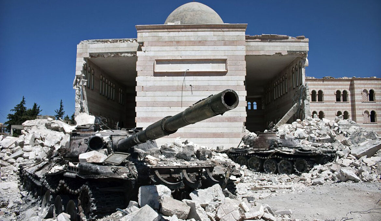 Syrie-oorlog-Azaz
