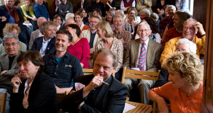 5 juni 2009 Presentatie W!J-land zaal bas heijne
