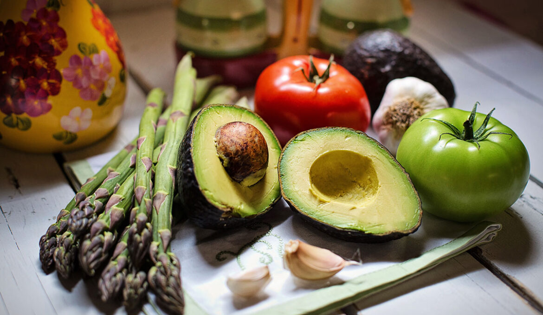 foto van groenten