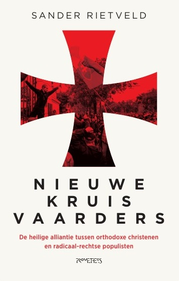 Nieuwe kruisvaarders boekcover