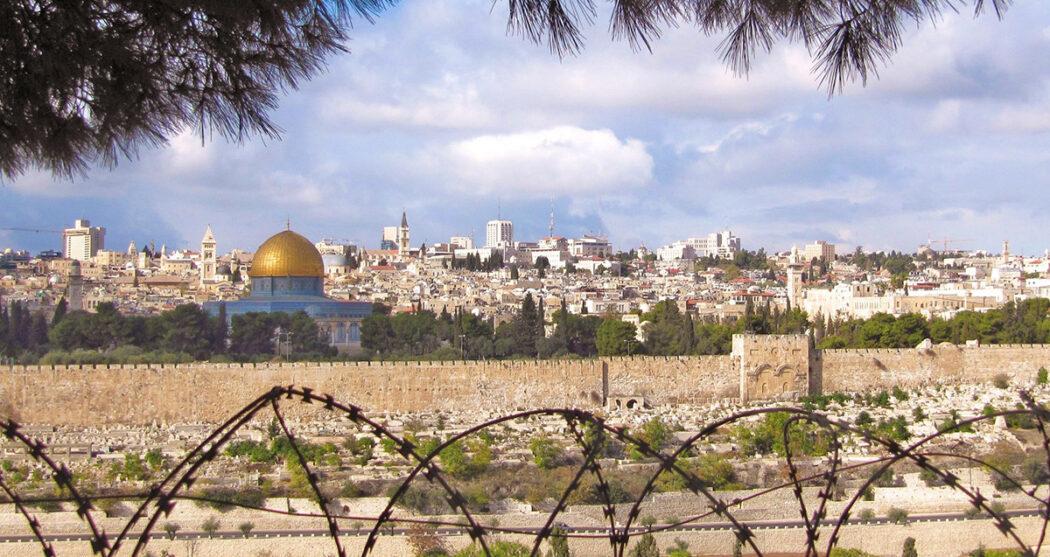Jeruzalem-prikkeldraad-rotskoepel_Pixabay