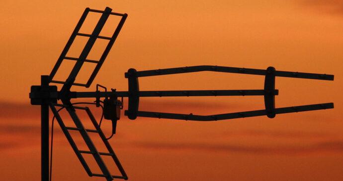 Zonsondergang_antenne-zender