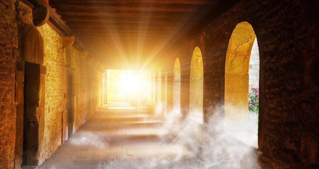 klooster-zon-raam