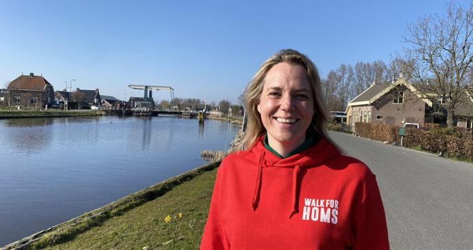 anne-claire-van-der-lugt-walk-for-homs