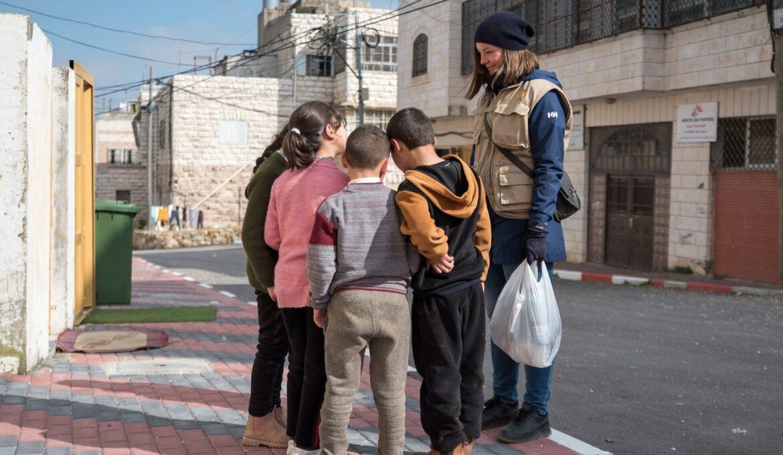 Hebron, Palestine 2020