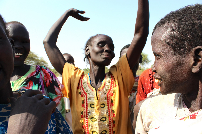 Zuid-Soedan 2015 Woman as Leaders and Political Participants_ Rieneke de Man